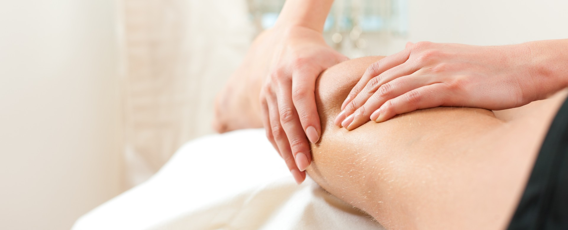 Regenerační lymfatické masáže v Plzni